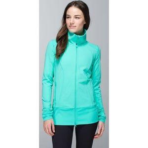 Lululemon Asana jacket Sz 2